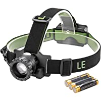 Lighting EVER LE Zoomable 3 Modes Headlamp