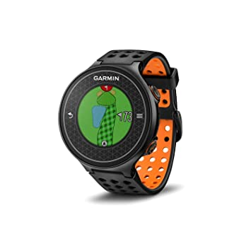 Garmin Approach S6 Montre GPS Orange