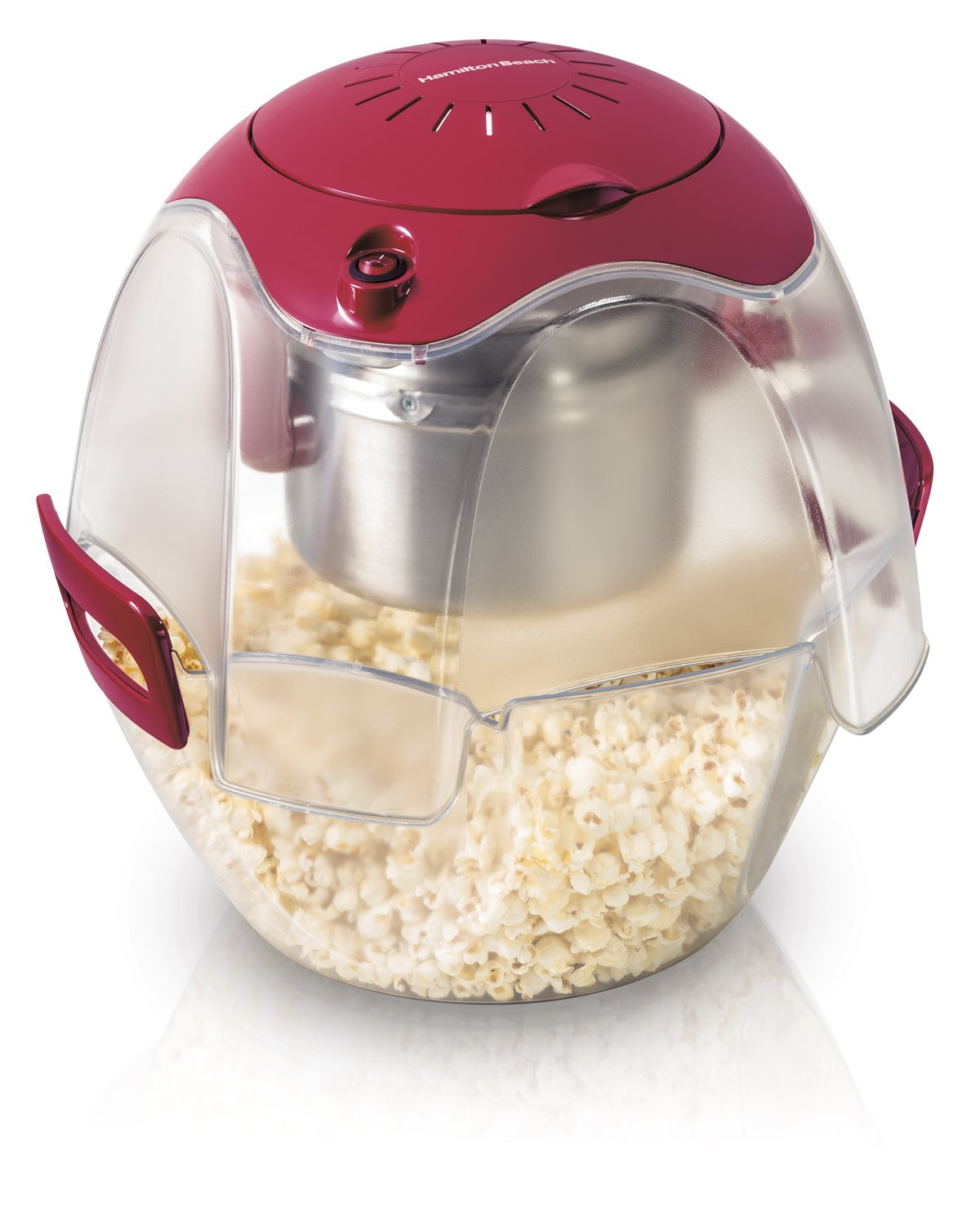 List of Hamilton Beach 73310 Party Popper Popcorn Maker, Red