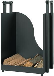 Lienbacher Holzkorb 414 anthrazit B/H/T=40/57/36 cm  BaumarktBewertungen und Beschreibung