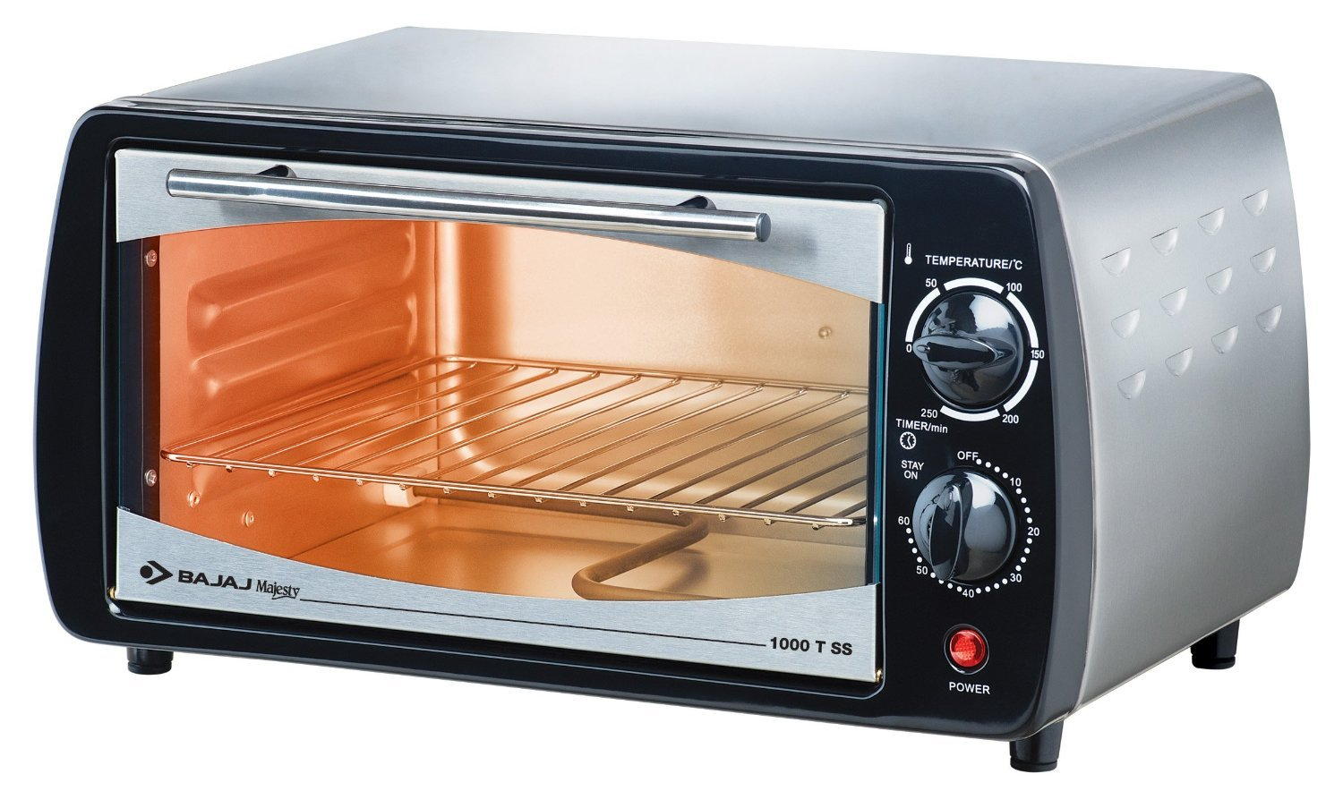 Uncategorized Bajaj Kitchen Appliances buy bajaj 1000 tss 10 litre oven toaster grill online at low prices in india amazon in