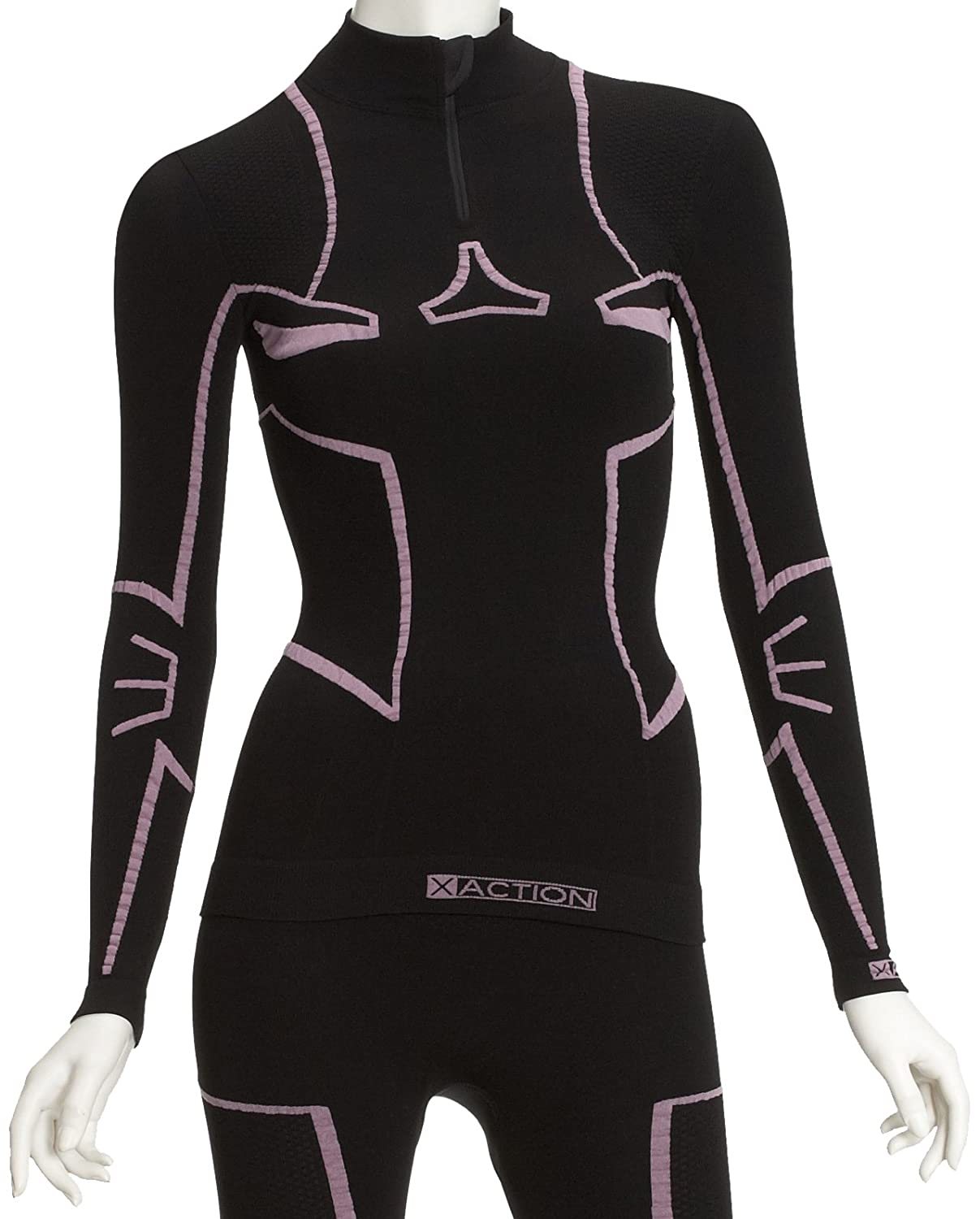 X-Action Damen Funktionswear Longsleeve Gold bestellen