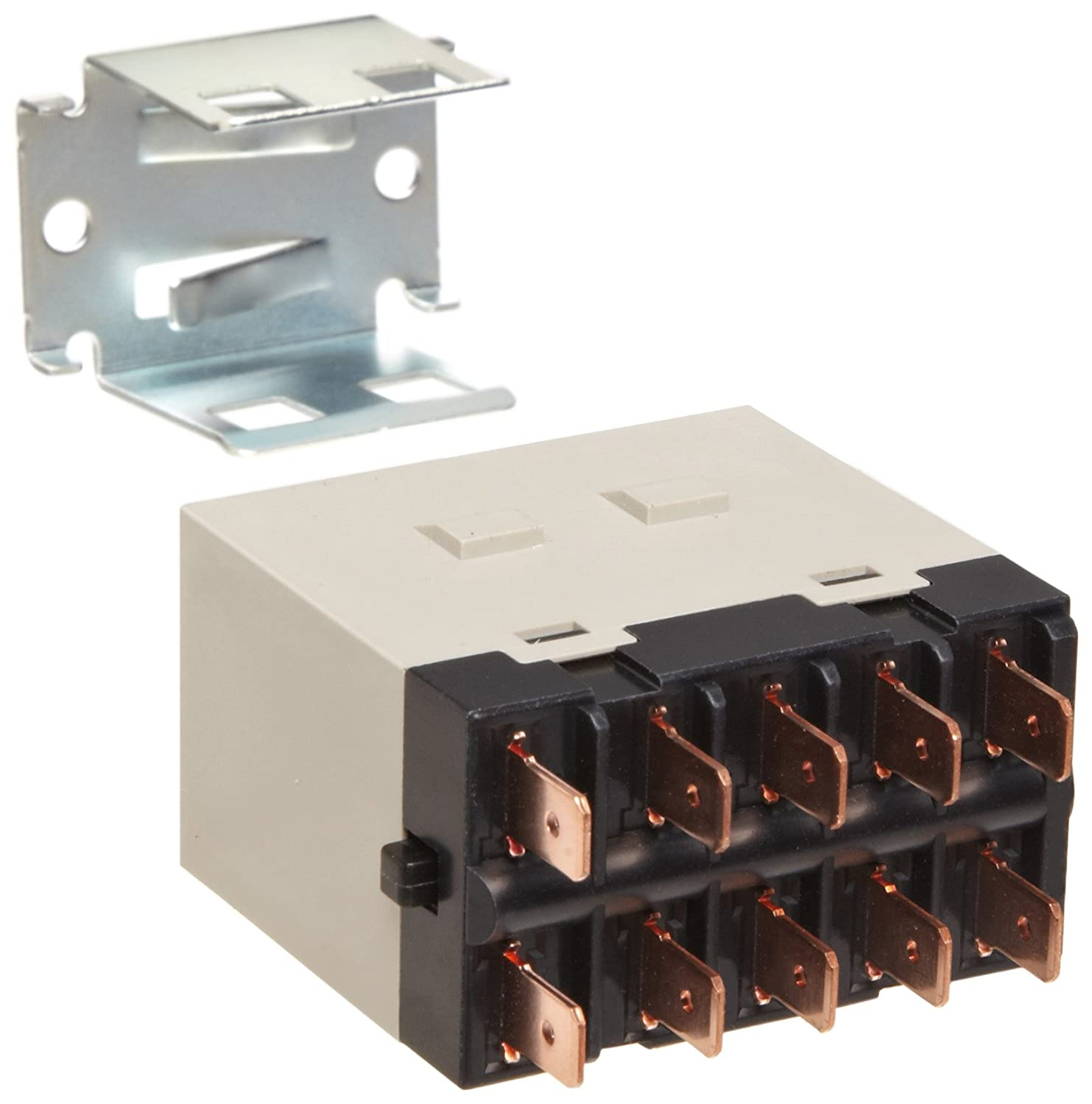 Omron G7J-3A1B-T-W1 AC100/120 General Purpose Relay With Mounting Bracket, Quick-Connect Terminal, W-Bracket Mounting, Triple Pole Single Throw Normally Open and Single Pole Single Throw Normally Closed Contacts, 18 to 21.6 mA Rated Load Current, 100 to 3 8stainless steel solenoid valves normally closed ip65 square coil air water oil gas