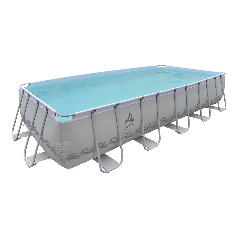 Rechteckigen Pool mit Struktur 540x274x122 cm günstig bestellen