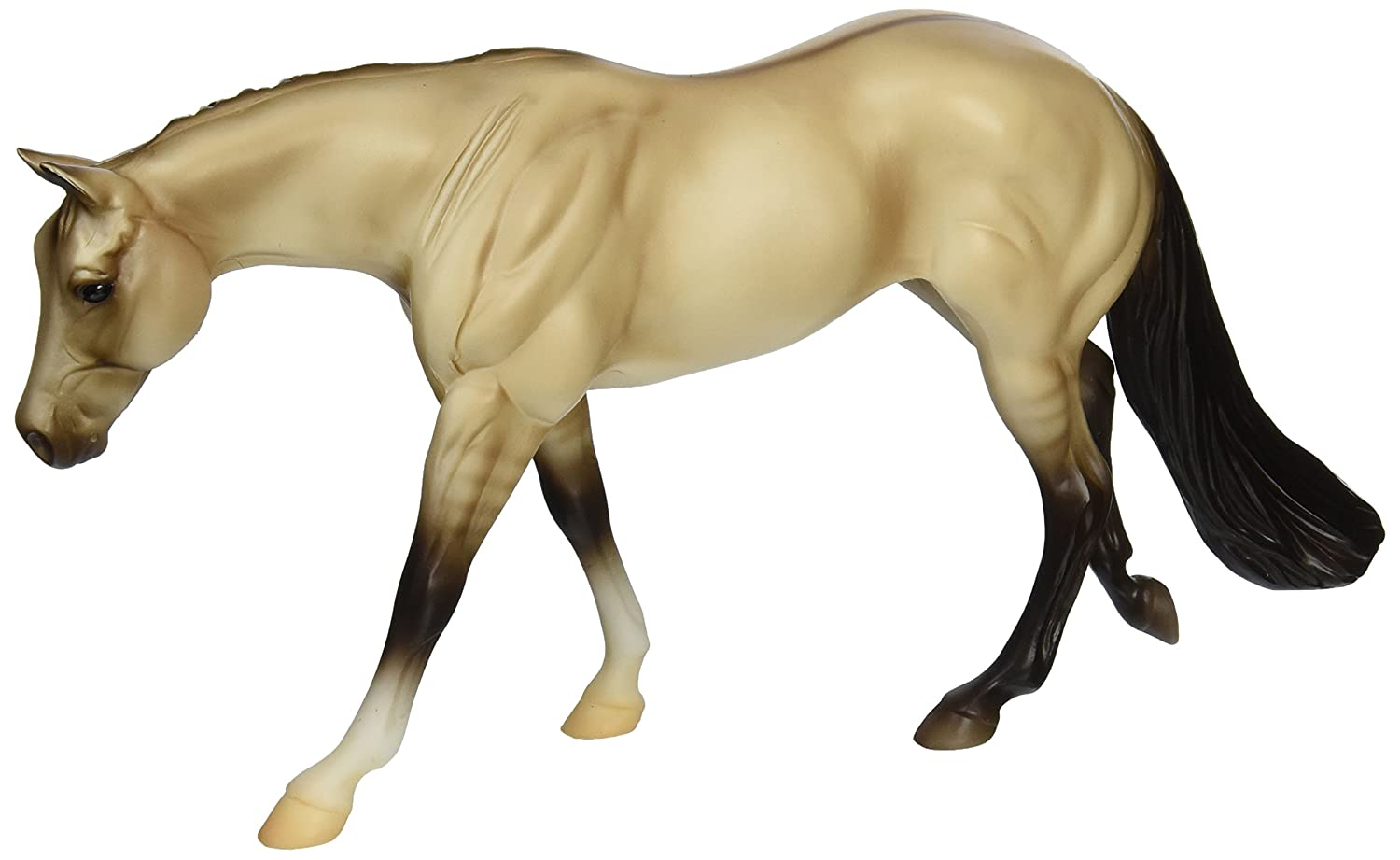 Toy Horses Breyer Breyer Dun Quarter Horse Toy