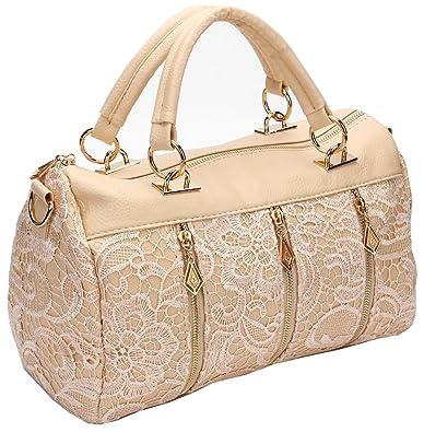 Women'S Leather Shoulder Tote Bag 51