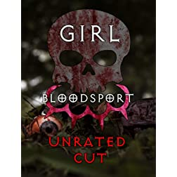 Girl Blood Sport: Unrated Cut [Blu-ray]