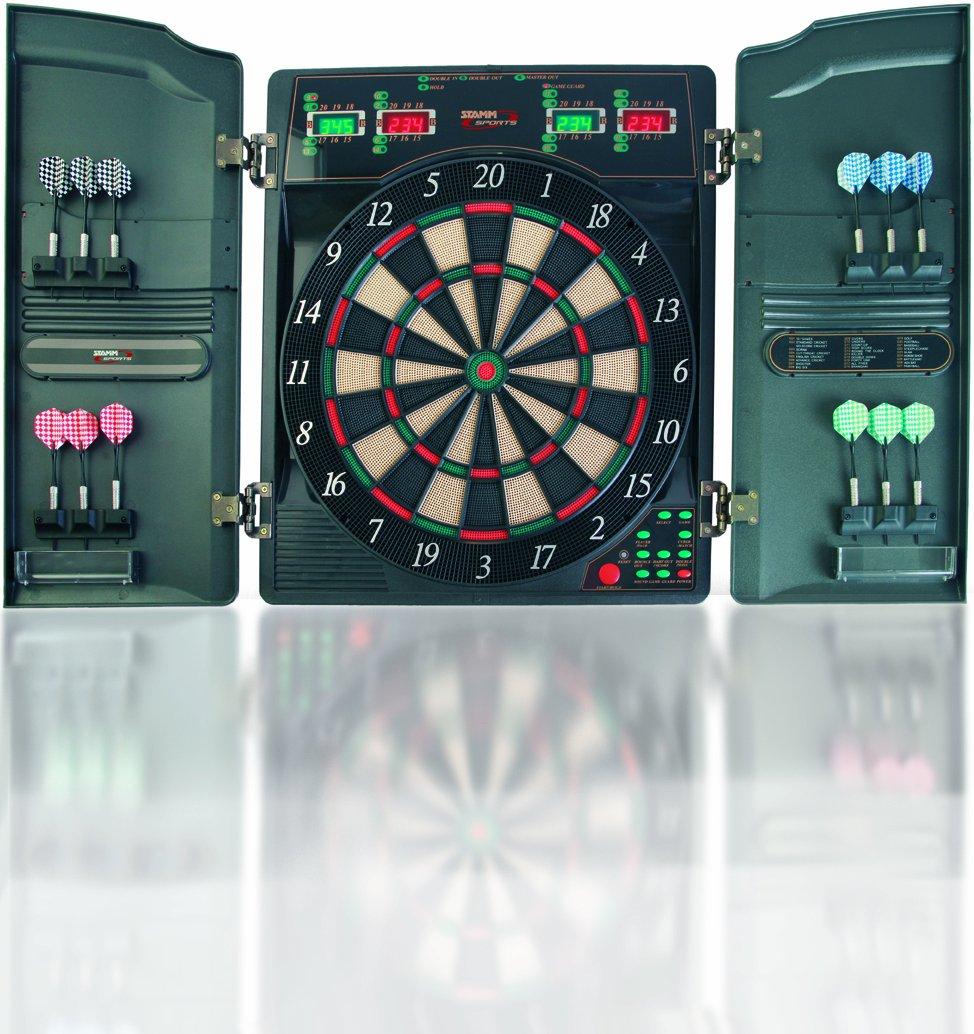 Dartboard Elektronische Dartscheibe Cricket Dart CB40CW jetzt kaufen