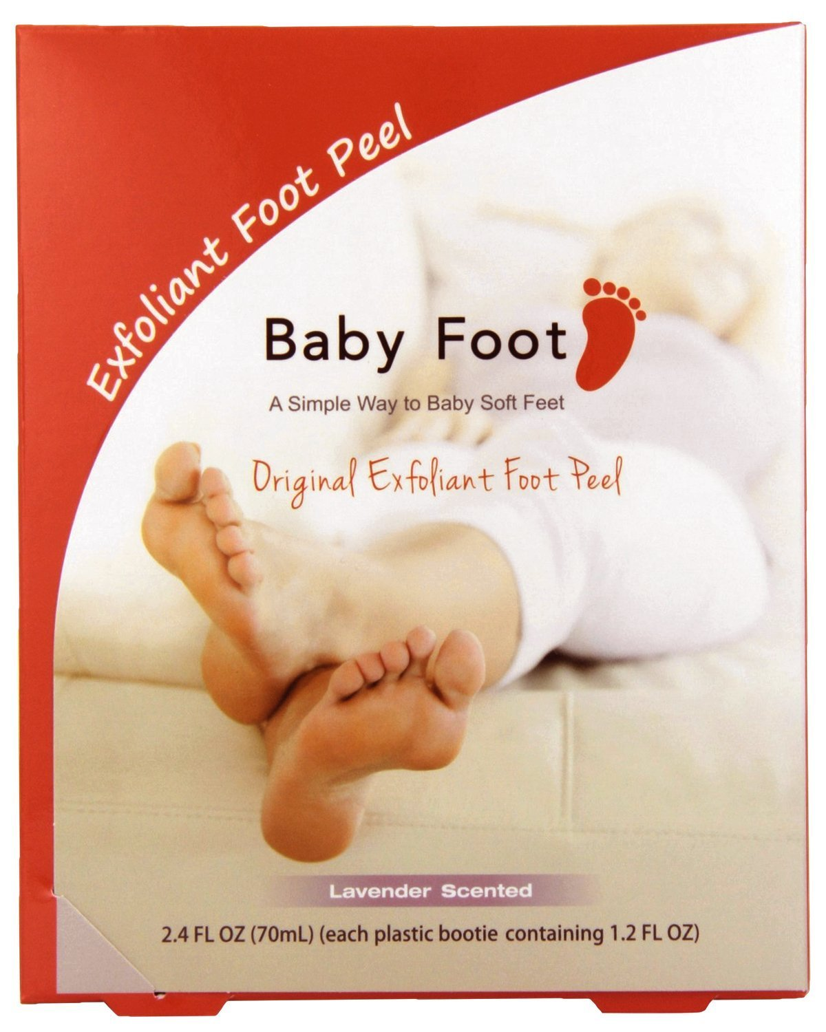 Baby Foot Original Exfoliating