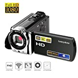 Camera Camcorder HD 1080P 24MP 16X Digital Zoom Video Camera Infrared Night Vision Handy Camera with 3.0