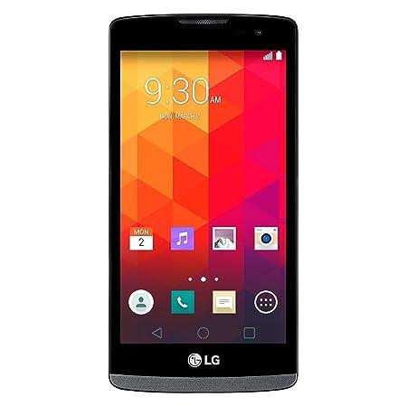 LG H340 Leon 4G LTE Smartphone débloqué (Ecran: 4.5 pouces) Argent (import Italie)