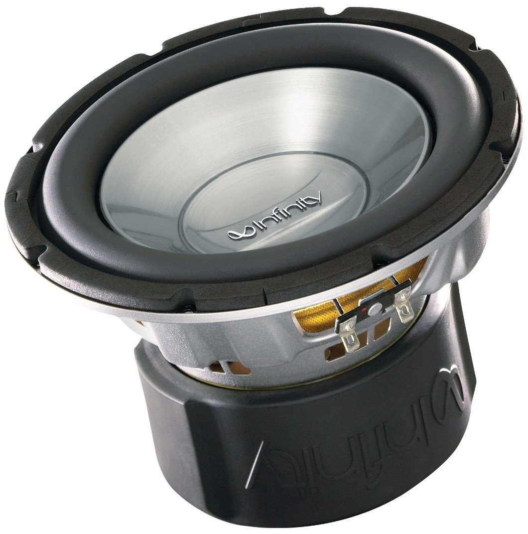 Infinity Reference 860w 8-Inch 1,000-Watt High-Performance Subwoofer