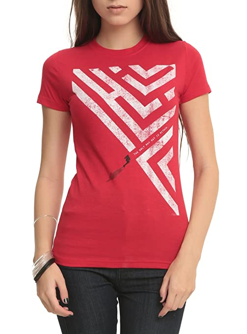 The Maze Runner Only Way Out Girls T-Shirt Size : Small