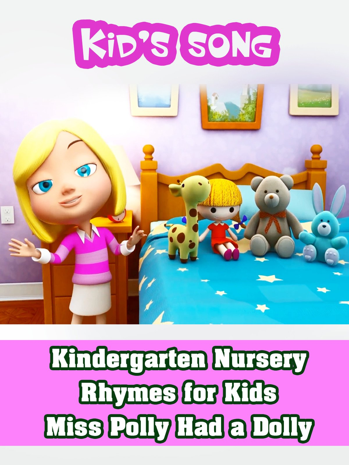 Kindergarten Nursery Rhymes for Kids