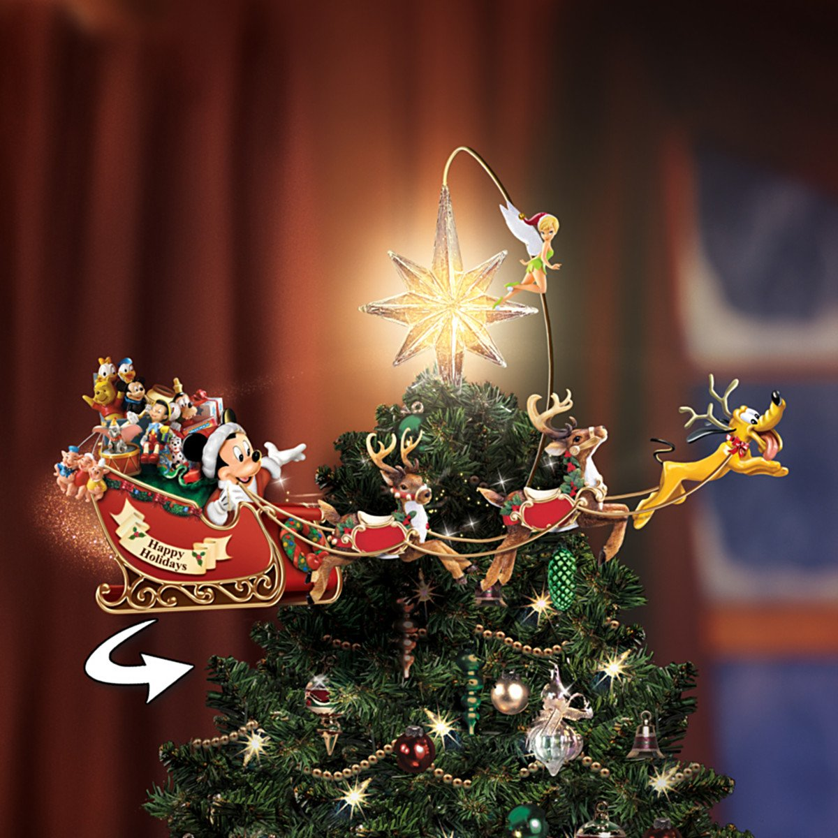 Best Christmas Tree Toppers Reviews on Flipboard