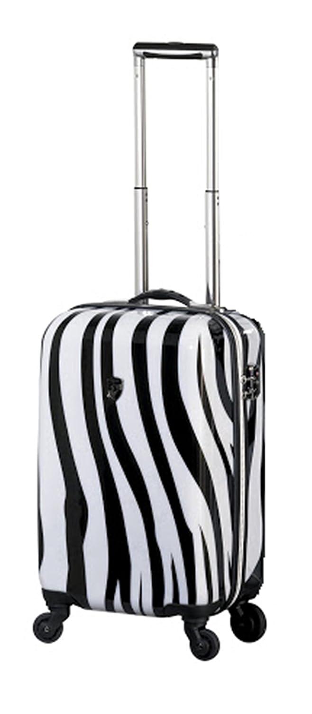 Heys - Novus Art Zebra Trolley mit 4 Rollen Klein