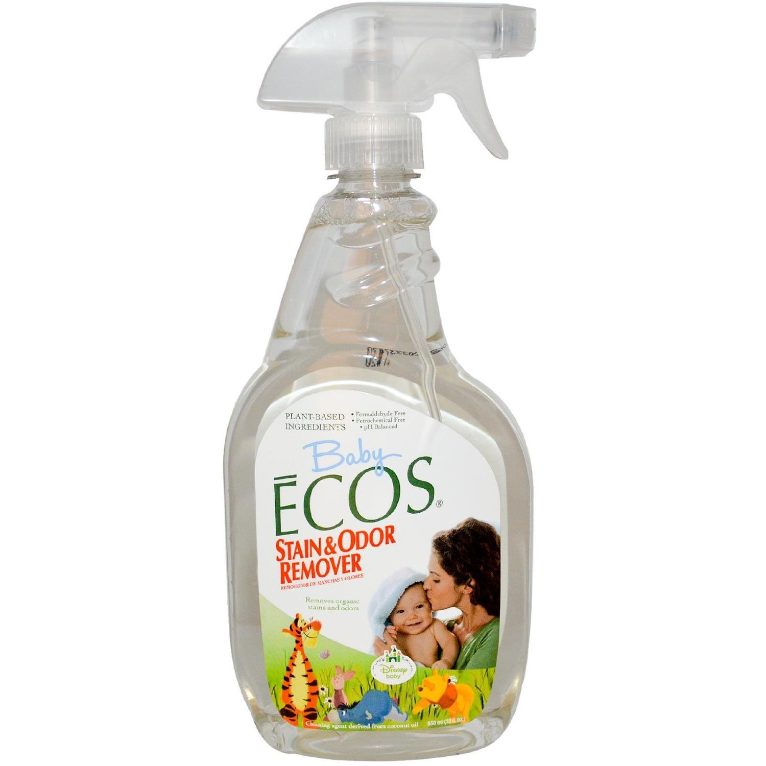 Earth Friendly Baby Ecos Stain Odor Remover [094537]