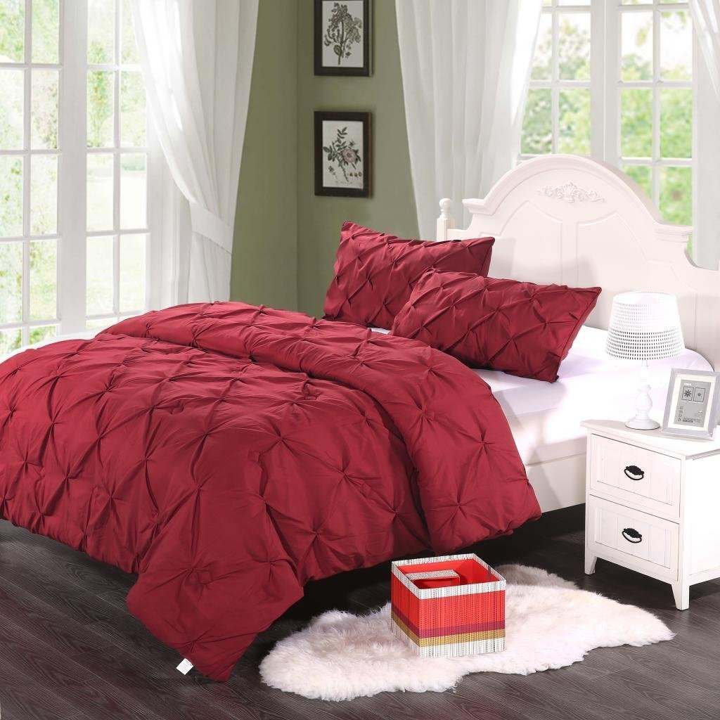 Pleated Bed Sheets