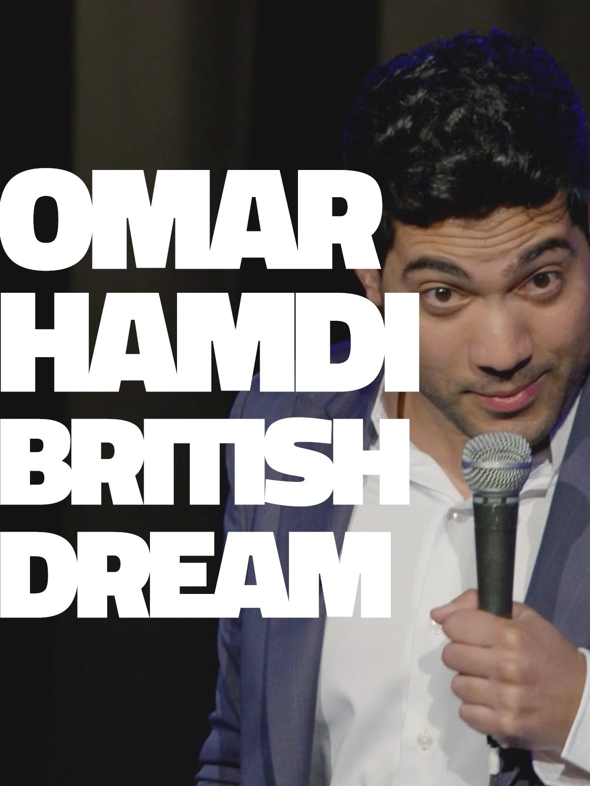 Omar Hamdi: British Dream