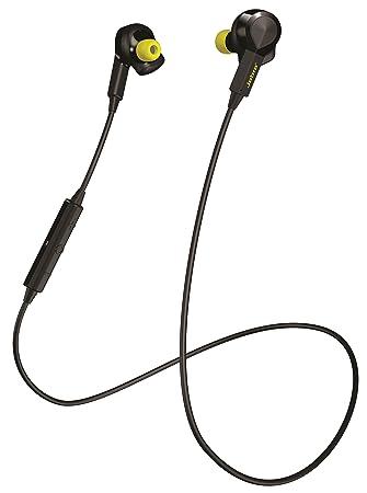 Jabra Sport Pulse Ecouteurs Intra-Auriculaires Sans Fil Bluetooth - Noir/Jaune