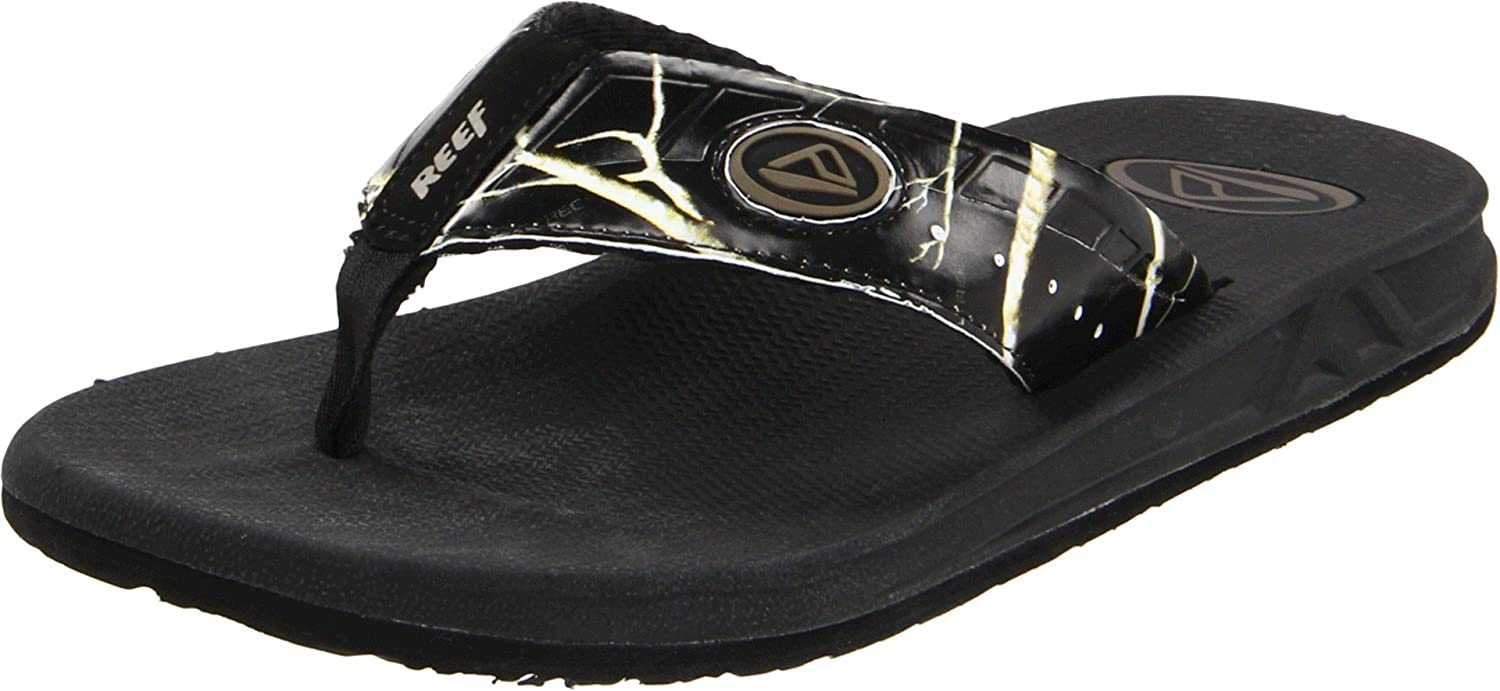 Reef Men'S Real Tree Phantoms Thong Sandal reef phantoms sandal malibu blue black