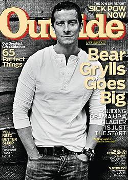 1-Yr of Outside Magazine Subcription