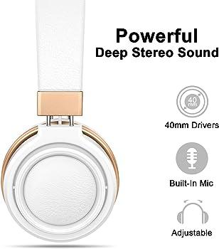 Ailihen MX-06 Over-Ear Headphones