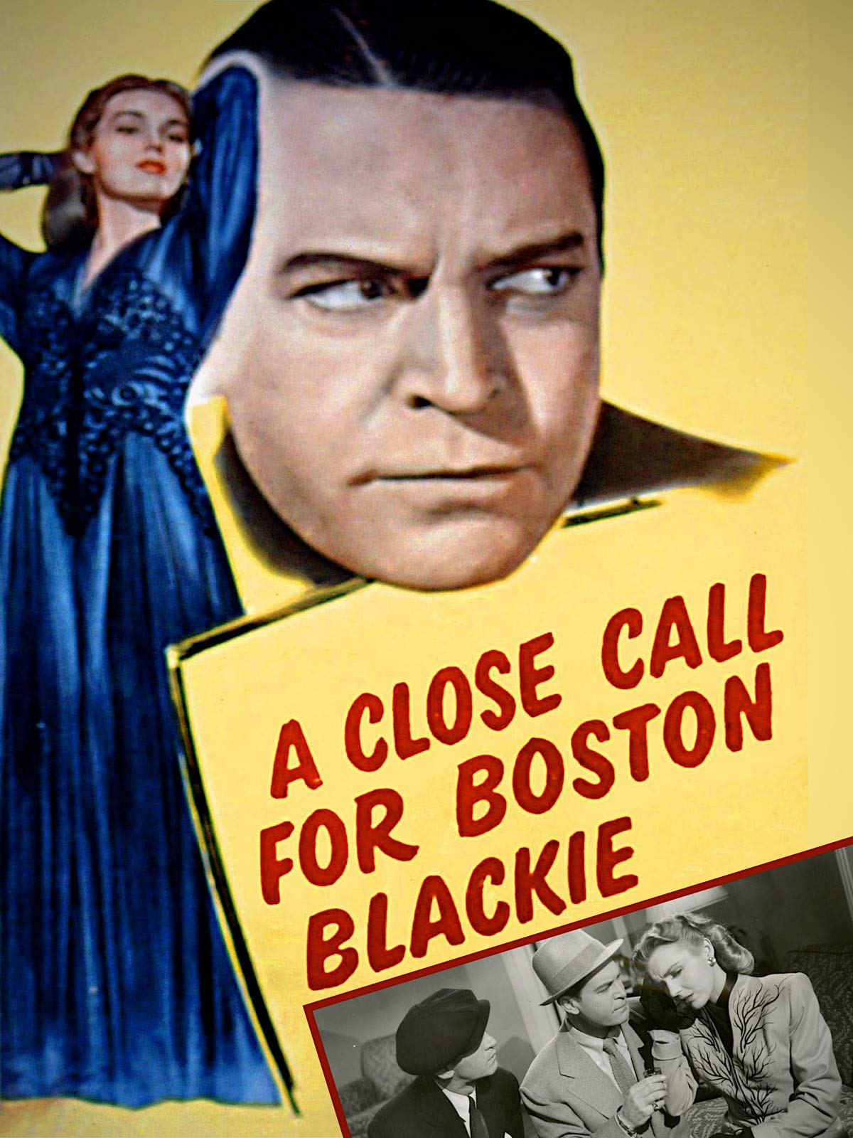 A Close Call for Boston Blackie on Amazon Prime Video UK