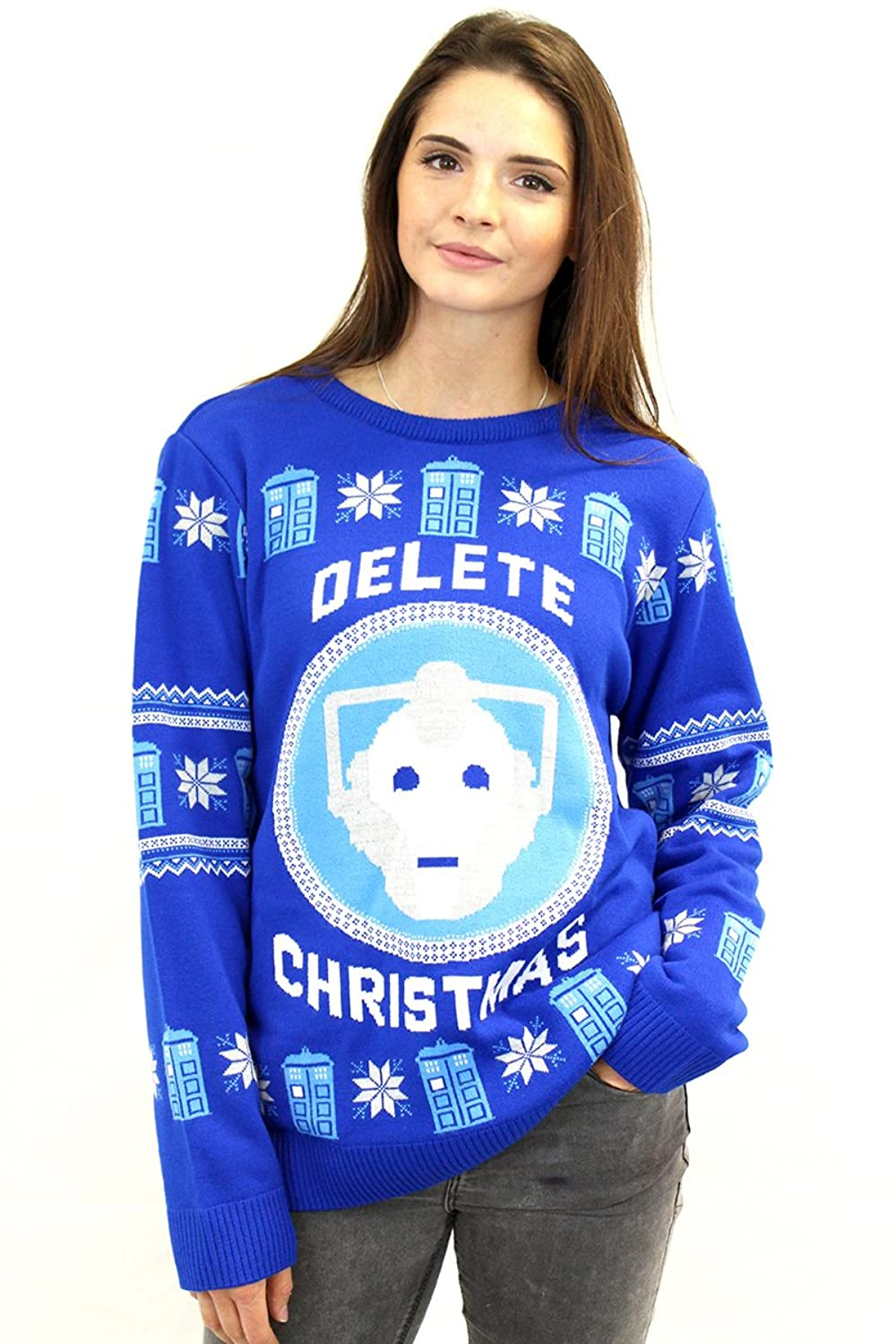 Dr who christmas sweater