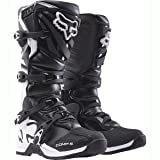 Fox Racing Comp 5 Men's Off-Road Motorcycle Boots - Black / Size 14