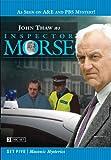 Inspector Morse Set Five Mason