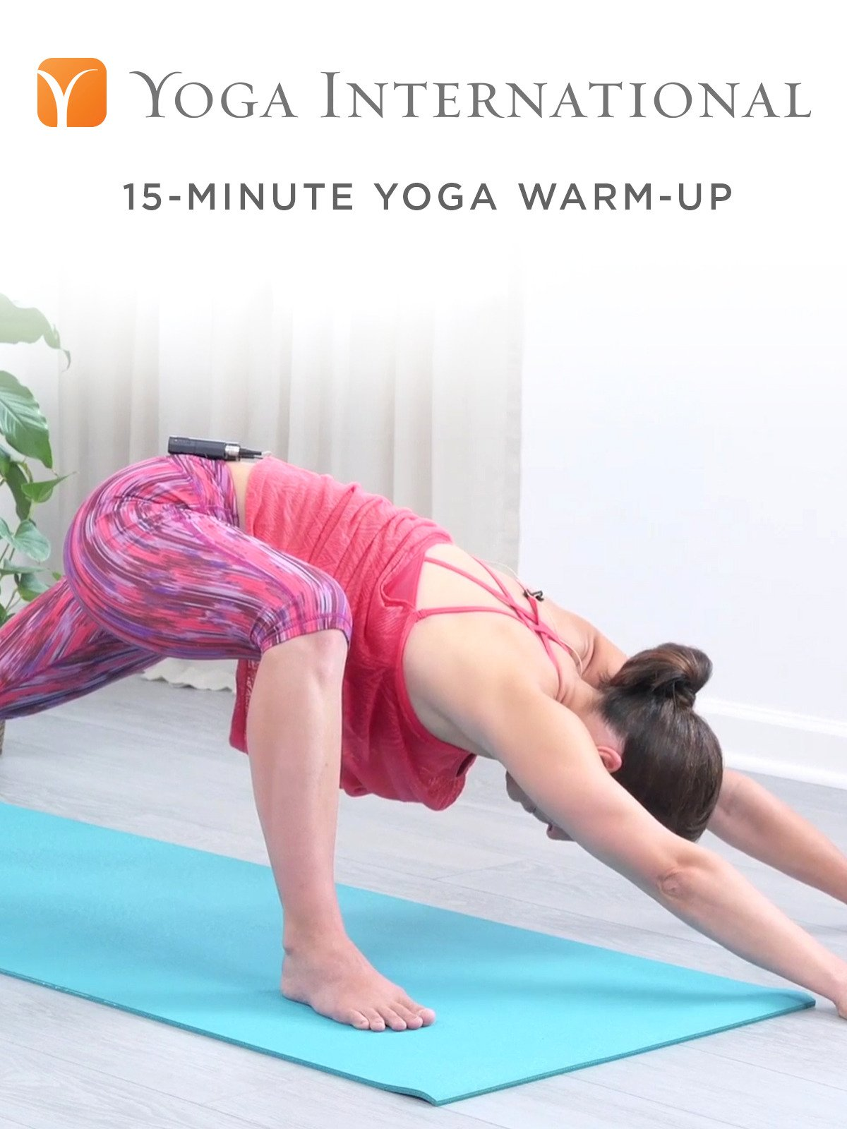 15-Minute Yoga Warm-Up