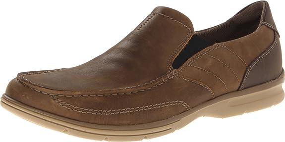 Clarks 其乐 男士一脚蹬Loafer 休闲鞋,$40.27($50.34八折特惠)