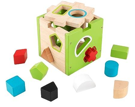 KidKraft -  Cube trieur de formes