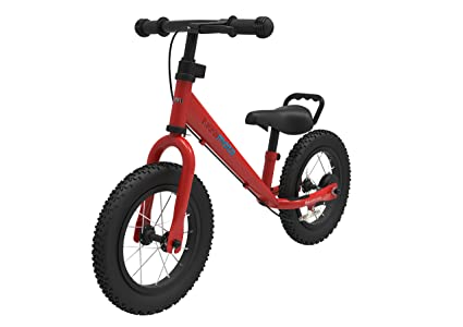 Kiddimoto - 2042297 - Draisienne - Super Junior Max - Rouge