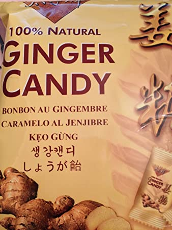 Отзывы PRINCEOFPEACGinger Candy4.4OZ