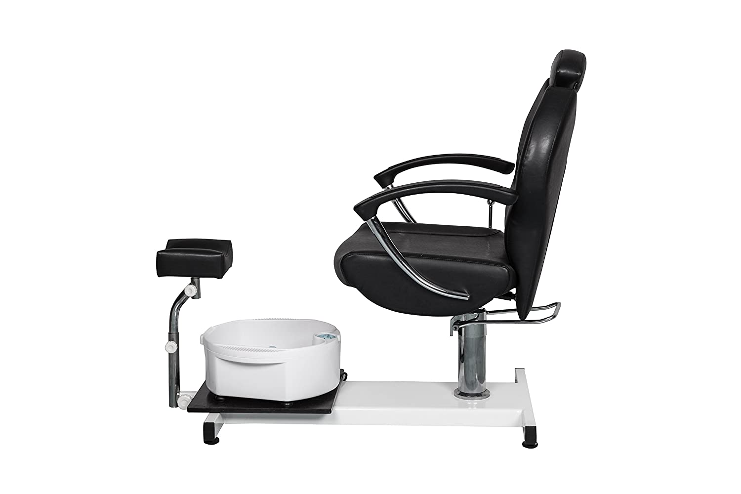 Pedicure spa chair hydraulic beauty salon equipment ebay for Hydraulic chairs beauty salon