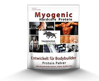 Taurentor Myogenic Protein ein Hardcore Protein in den USA entwickelt fur Bodybuilder (5000g)