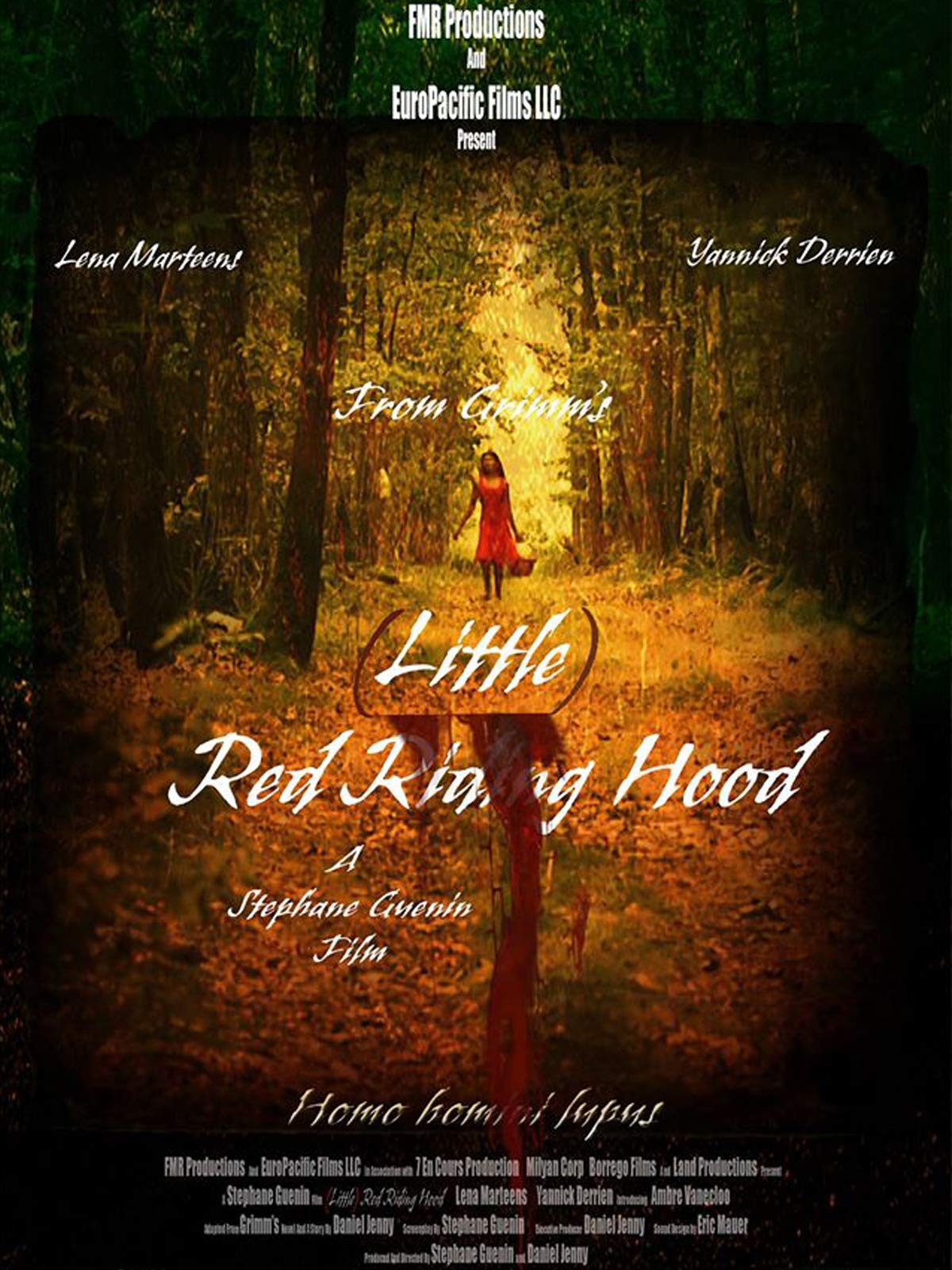 (Little) Red Riding Hood