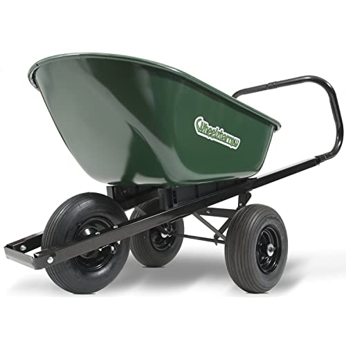 Wheelzbarrow Three Tire