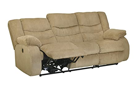 Garek Sand Reclining Power Sofa