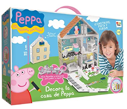MAISON Peppa Pig COLORING 360037
