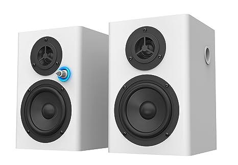 Vision SP-1100P Enceinte pour MP3 & Ipod Blanc