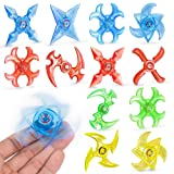 PROLOSO Mini Finger Gyro Fidget Spiral Twister Toys Party Pack (20 Pieces)