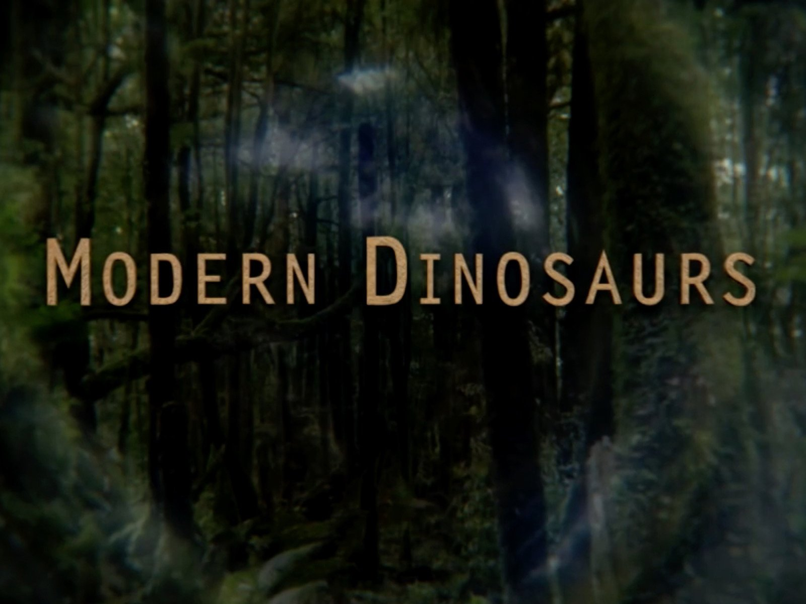 Modern Dinosaurs on Amazon Prime Video UK