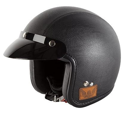 G-MAC 108139XS01 Casque Moto Rebel Noir