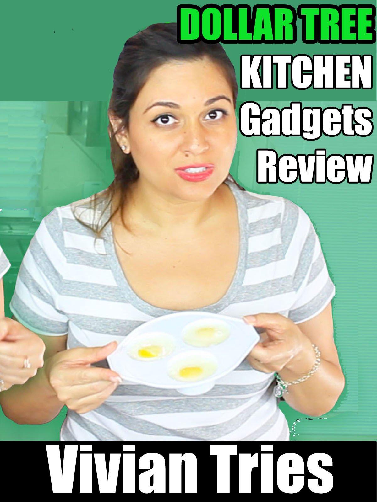 Review: Vivian Tries Dollar Tree Kitchen Gadgets Review