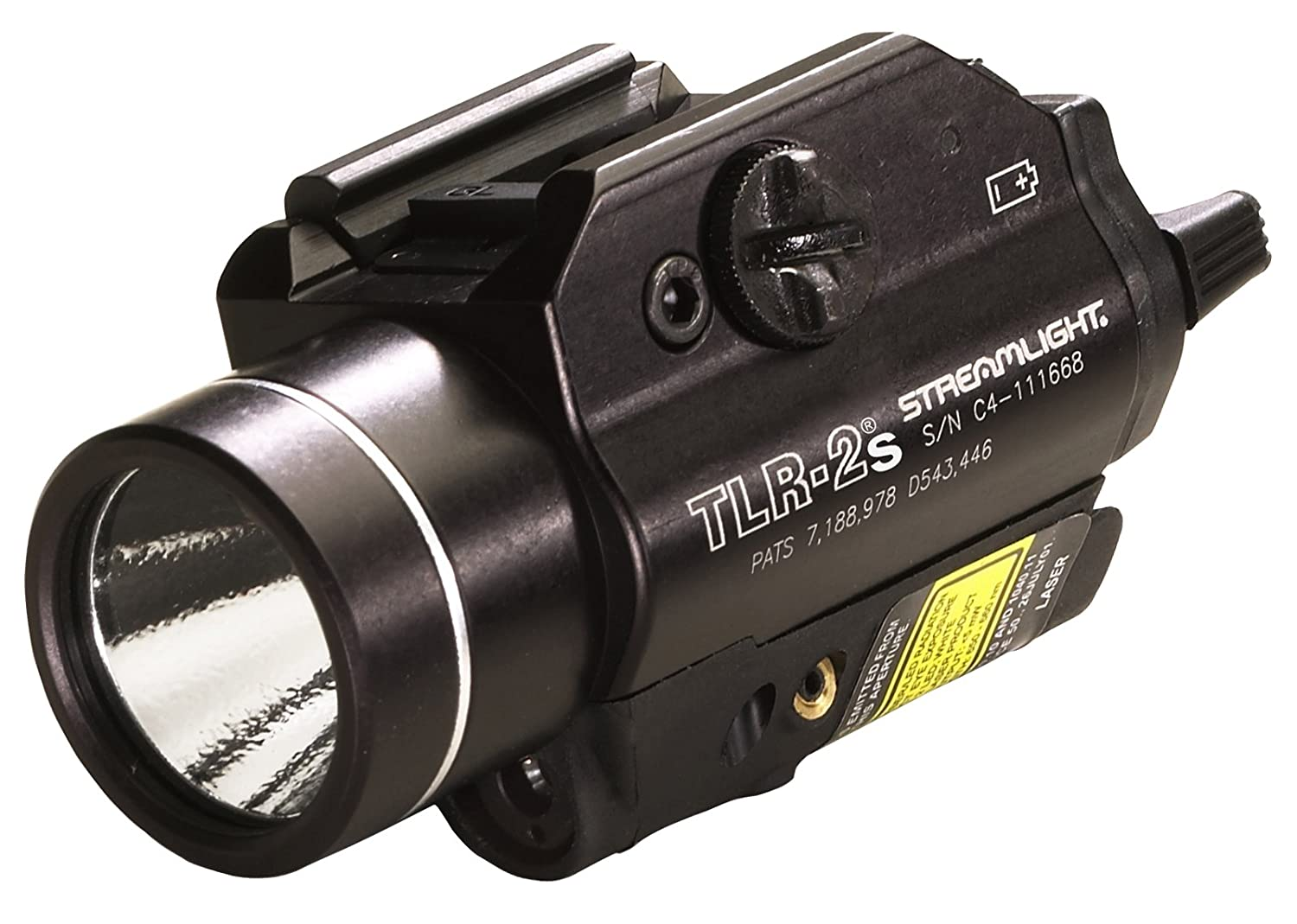 Streamlight TLR-2S with Laser sight