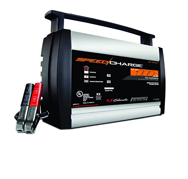 Schumacher Battery Charger Maintainer:Perfect for  RV Deep Cycle or 12V