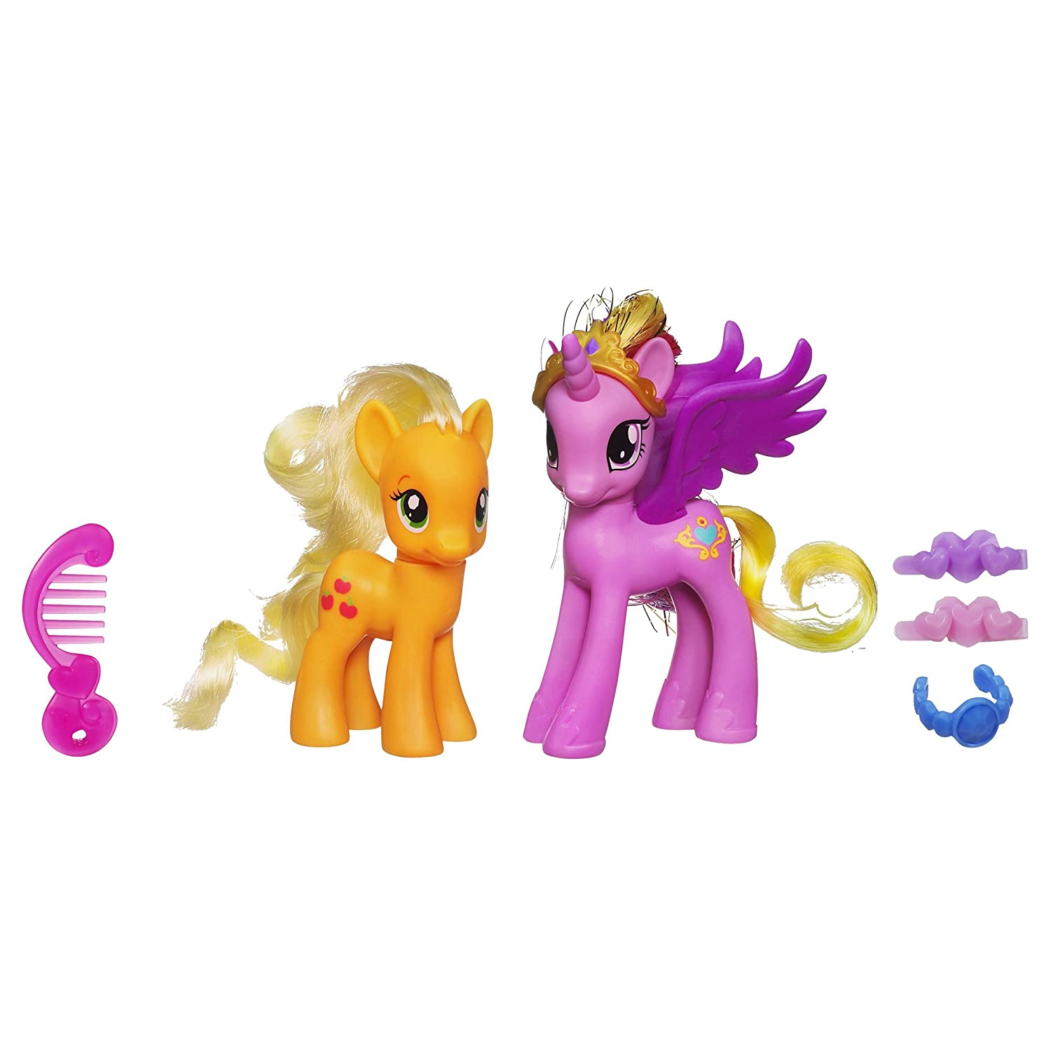 My Little Pony Wedding Flower Fillies: My Little Pony Toys My Daughters Love To Play With